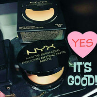 NYX Matte Bronzer uploaded by Candy S.