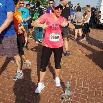 ASICS Women's Gel-Nimbus 18 Running Shoe [] uploaded by Jen E.