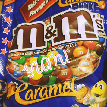 Photo of M&Ms Caramel uploaded by Vanessa R.