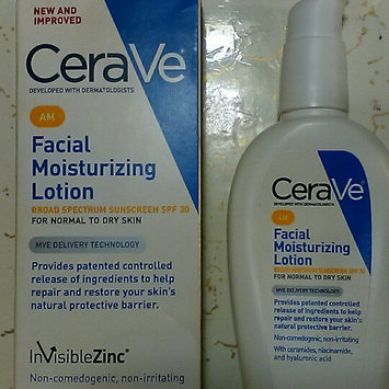 Photo of CeraVe AM Facial Moisturizing Lotion uploaded by Kelly W.