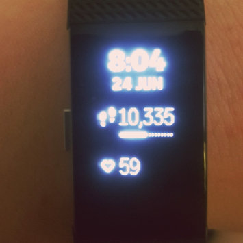 Photo of Fitbit Charge 2 - Black, Large by Fitbit uploaded by Steph K.