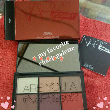 Photo of NARS NARSISSIST UNFILTERED CHEEK PALETTE Unflitered I uploaded by Jessica J.
