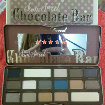 Too Faced Semi Sweet Chocolate Bar uploaded by Jessica J.