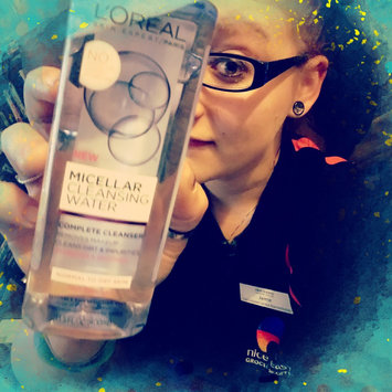 L'Oréal Paris Micellar Cleansing Water for Normal to Dry Skin uploaded by Jamie L.