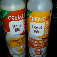 Coconut Milk Conditioner 12 OZ uploaded by Cathy S.