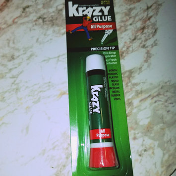 Photo of Krazy Glue Instant All Purpose Glue Tube uploaded by keren a.
