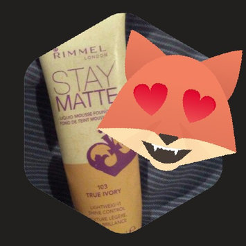 Rimmel Stay Matte Liquid Mousse Foundation uploaded by Clair B.