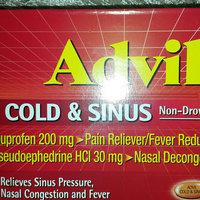 Advil® Cold & Sinus uploaded by Mikhail K.