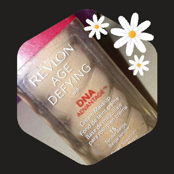 Photo of Revlon Age Defying With DNA Advantage Cream Makeup SPF 20 uploaded by Clair B.