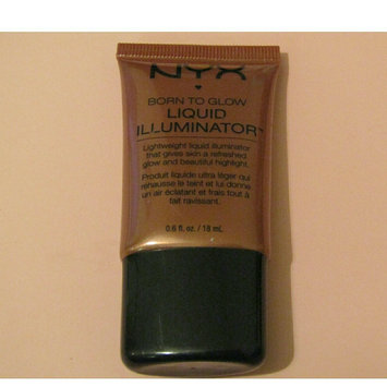 NYX Cosmetics Born to Glow Liquid Illuminator uploaded by shelaina p.