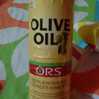 Organic Root Stimulator Olive Oil Replenishing Conditioner uploaded by afyia j.