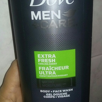 Photo of Dove Men+Care Extra Fresh Body And Face Wash uploaded by Jennah-Lee M.