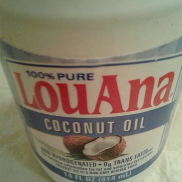 LouAna Pure Coconut Oil uploaded by Veronica V.