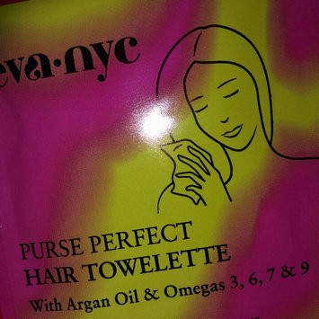 Eva NYC Purse Perfect Hair Towelettes uploaded by Monica L.
