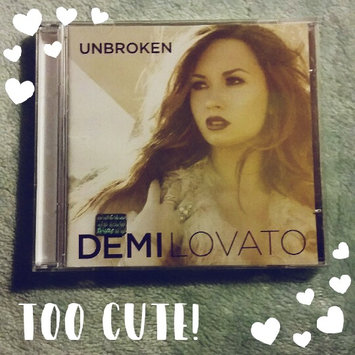 Photo of DEMI LOVATO ~ UNBROKEN (UK) (new) uploaded by Cristina M.