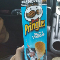 Pringles® Salt & Vinegar Potato Crisps 4.62 oz. Canister uploaded by Wajiha I.