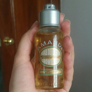 Photo of L'Occitane Almond Shower Oil uploaded by Laura P.