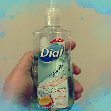 Photo of Dial® Liquid Hand Soap, Coconut Water & Mango uploaded by Liz J.