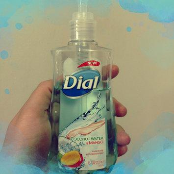 Dial Liquid Hand Soap, Coconut Water & Mango, 7.5 fl oz uploaded by Liz J.