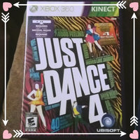 Just Dance 4 for Xbox 360 uploaded by Cristina M.