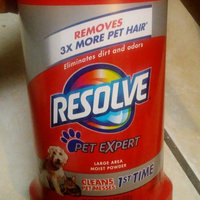Resolve Pet Deep Clean Powder Carpet Cleaner uploaded by Amanda J.