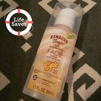 Hawaiian Tropic® Silk Hydration Face Visage SPF 30 Sunscreen uploaded by Laura C.