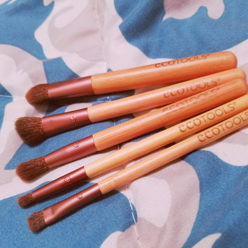 EcoTools 6 Piece Essential Eye Brush Set uploaded by Carissa M.