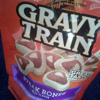 Gravy Train Steak Bones Beef Flavor Dog Snacks uploaded by Cruz G.