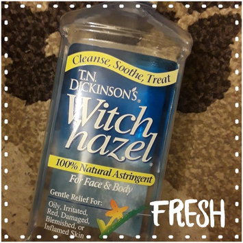 Photo of T.N. Dickinson's Witch Hazel Astringent uploaded by claudia c.
