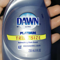 Dawn Platinum Power Clean Refreshing Dishwashing Liquid Rain Scent uploaded by samantha m.