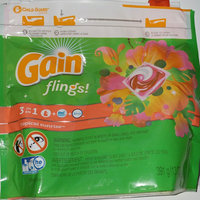 Gain Flings Tropical Sunrise Scent Laundry Detergent Pacs uploaded by samantha m.