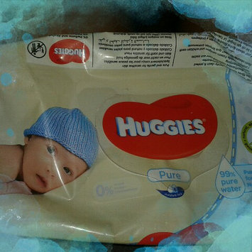 Photo of Huggies® Pure Baby Wipes uploaded by Charissa C.