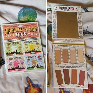 the Balm Highlite 'N Con Tour Palette uploaded by Katy R.