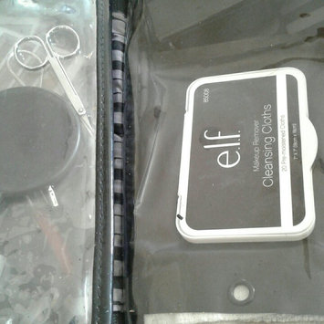 Photo of e.l.f. Makeup Remover Exfoliating Cleansing Cloths uploaded by Angie W.