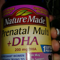 Nature Made® Prenatal Multi + 200 mg DHA uploaded by audrey d.