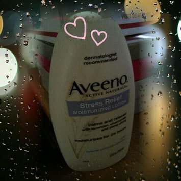 Photo of Aveeno® Stress Relief Moisturizing Lotion uploaded by Nelly C.