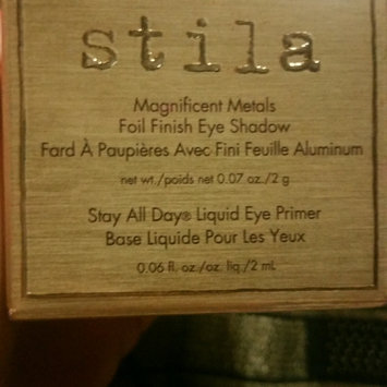 stila Magnificent Metals Foil Finish Eye Shadow Metallic uploaded by Tara m.