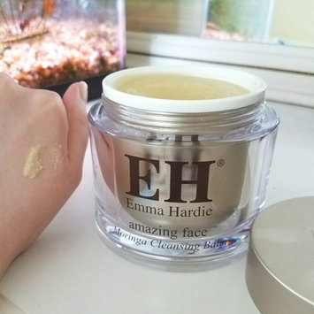 Photo of Emma Hardie Moringa Cleansing Balm with Cleansing Cloth uploaded by Heather S.
