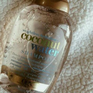 OGX® Coconut Water Shampoo uploaded by Nikisha H.