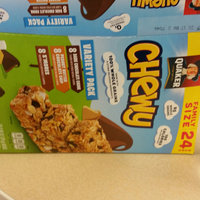 Quaker® Chewy Granola Bars Chocolate Chip uploaded by Lexie M.