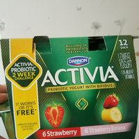 Activia Lowfat Yogurt Mixed Berry/Black Cherry 4 Oz 4 Ct uploaded by Christina P.