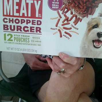 Photo of Purina Moist & Meaty Dog Food Steak Flavor - 12 CT uploaded by Brenda C.