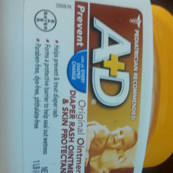 A+D® Original Diaper Rash Ointment & Skin Protectant 1 lb. Tub uploaded by Giselle N.
