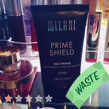 Photo of Milani Prime Shield Mattifying + Pore-minimizing Face Primer uploaded by Veronica G.