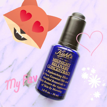 Kiehl's Midnight Recovery Concentrate uploaded by Aleesia D.
