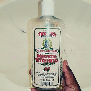 Thayers Alcohol-Free Rose Petal Witch Hazel Toner uploaded by Ananka B.