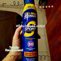 Coppertone Sport High Performance Sunblock Spray uploaded by Norah E.