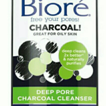 Biore® Charcoal Acne Clearing Cleanser uploaded by Danny m.