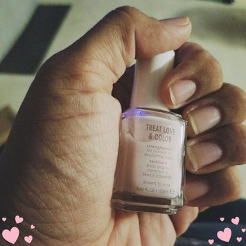 Photo of essie Treat Love & Color Nail Strengthener uploaded by Selena L.