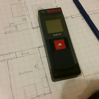 Bosch GLM15 50 ft. Compact Laser Measure uploaded by Toni-Ann H.